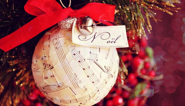 music-ornament