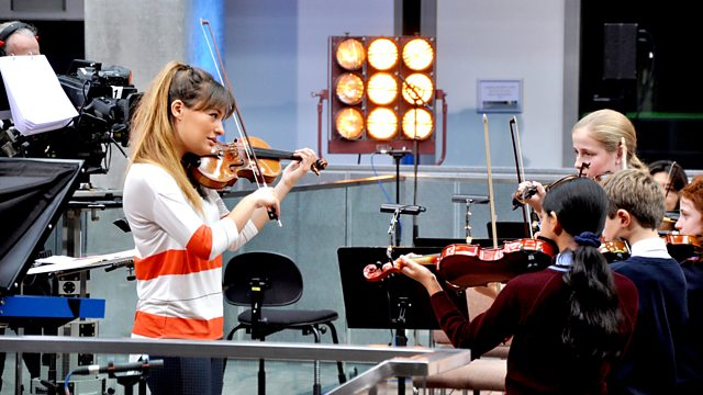 BBC Ten Pieces with Nicola Benedetti