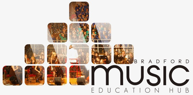 Bradford Music Education Hub logo